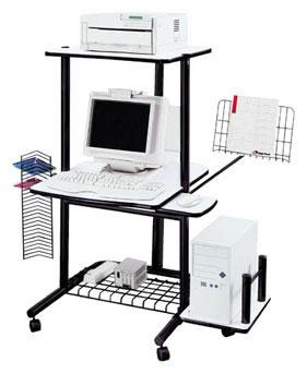 Muebles Linea alta tecnología Computo --- Grupo Desof